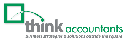 Think Accountants Richmond logo