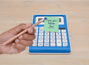 quantify your financial expectations