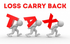 carry back losses