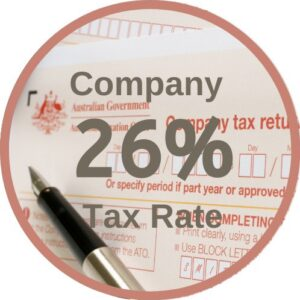 company tax rates for small businesses