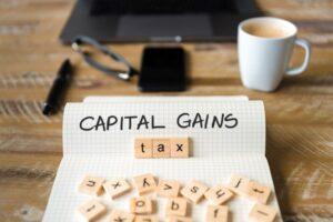 capital gains liability