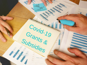 COVID-19 relief provided by the States and Territories tax-free but only from September 13