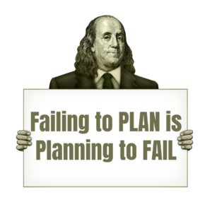before you start your business you need to have a plan